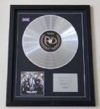 ROLL DEEP - Winner Stays On CD / PLATINUM LP DISC